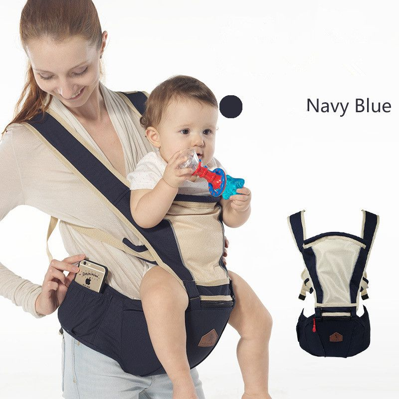 7b5f75253b5 5 Funtion Breathable Ergonomic Baby Toddler Backpack Carrier Newborn Infant  Portable Sling Backpack Wrap Kangaroo Baby