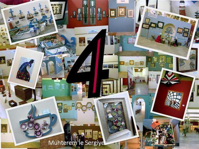 Muhterem'le Sergiye: 2016 İSMEK FESHANE SERGİSİ (4)