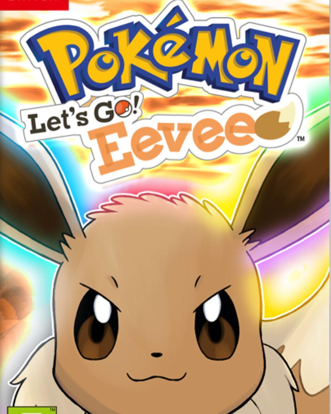 #pokemonletsgopikachu #pokemonletsgoeevee #pokemonswitch #pokemon #pikachu #eevee #nintendo #e3 #kanto