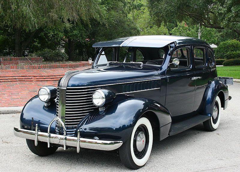 1938 Pontiac Silver Streak Mjc Classic Cars Pristine Classic