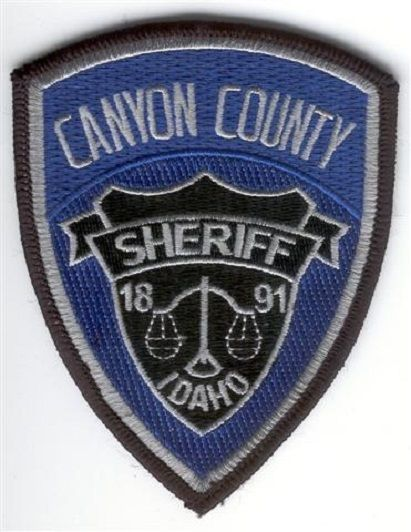 Canyon county Sheriff ID | LE patches | Police patches, Sheriff