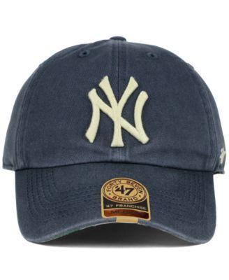 3b880dc2daf664 47 Brand New York Yankees Vintage Franchise Cap - Blue XL | Products ...