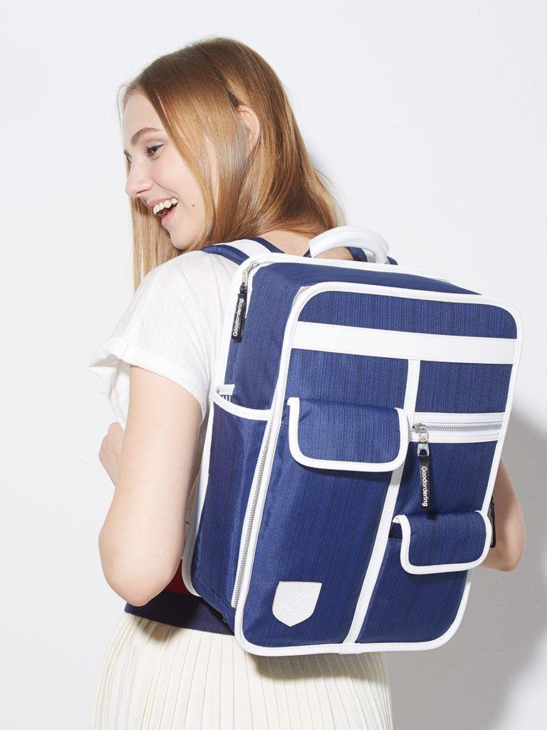 af1b23451b06 Goodordering school bag or backpack by Goodordering