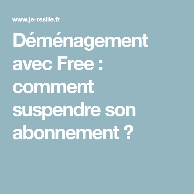 demenagement service public