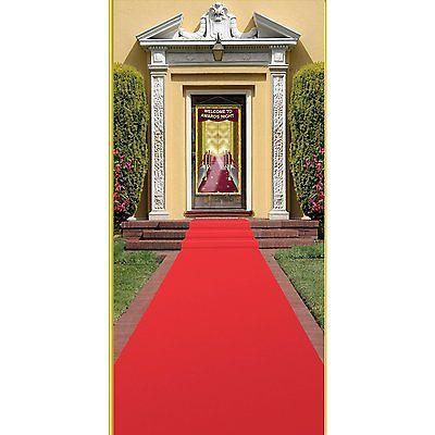 Award Night Party 24 Quot 15ft Red Carpet Runner Aisle Rug Wedding Festive Event New Red Carpet Runner Carpet Runner Red Carpet Aisle Runner