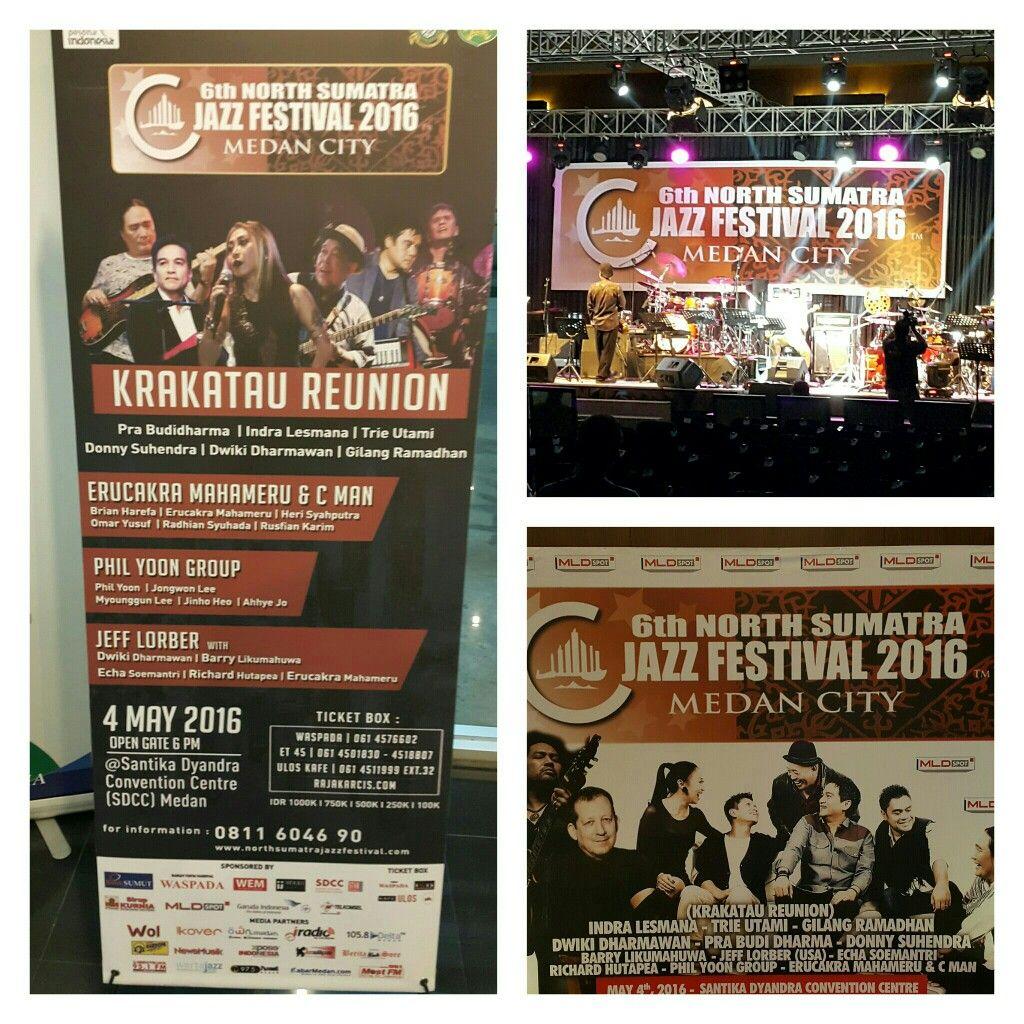 North Sumatera Jazz Festival #NSJF