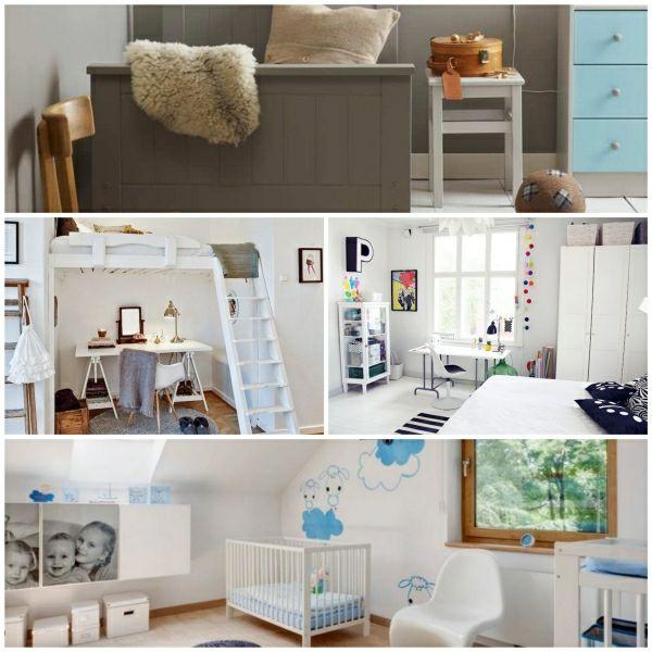 Schaffen Sie Ordnung im Kinderzimmer - 12 nutzliche Beispiele ...