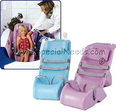 Childrens Chaise Child Seat Aidens Special Needs