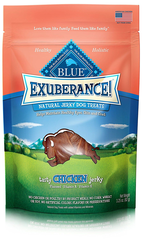 Blue buffalo life protection dog treats startling review