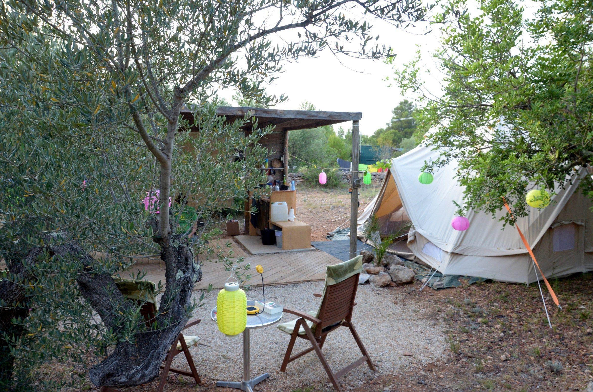 pippilangkous camping casa valerosa | kleine camping in noord spanje
