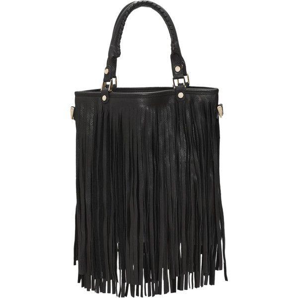 Below The Belt Twiggy Fringe Handbag 425 Liked On Polyvore