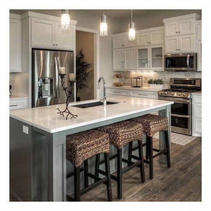 I'm Keen On This Fabulous Photo #cottagekitchens In 2020