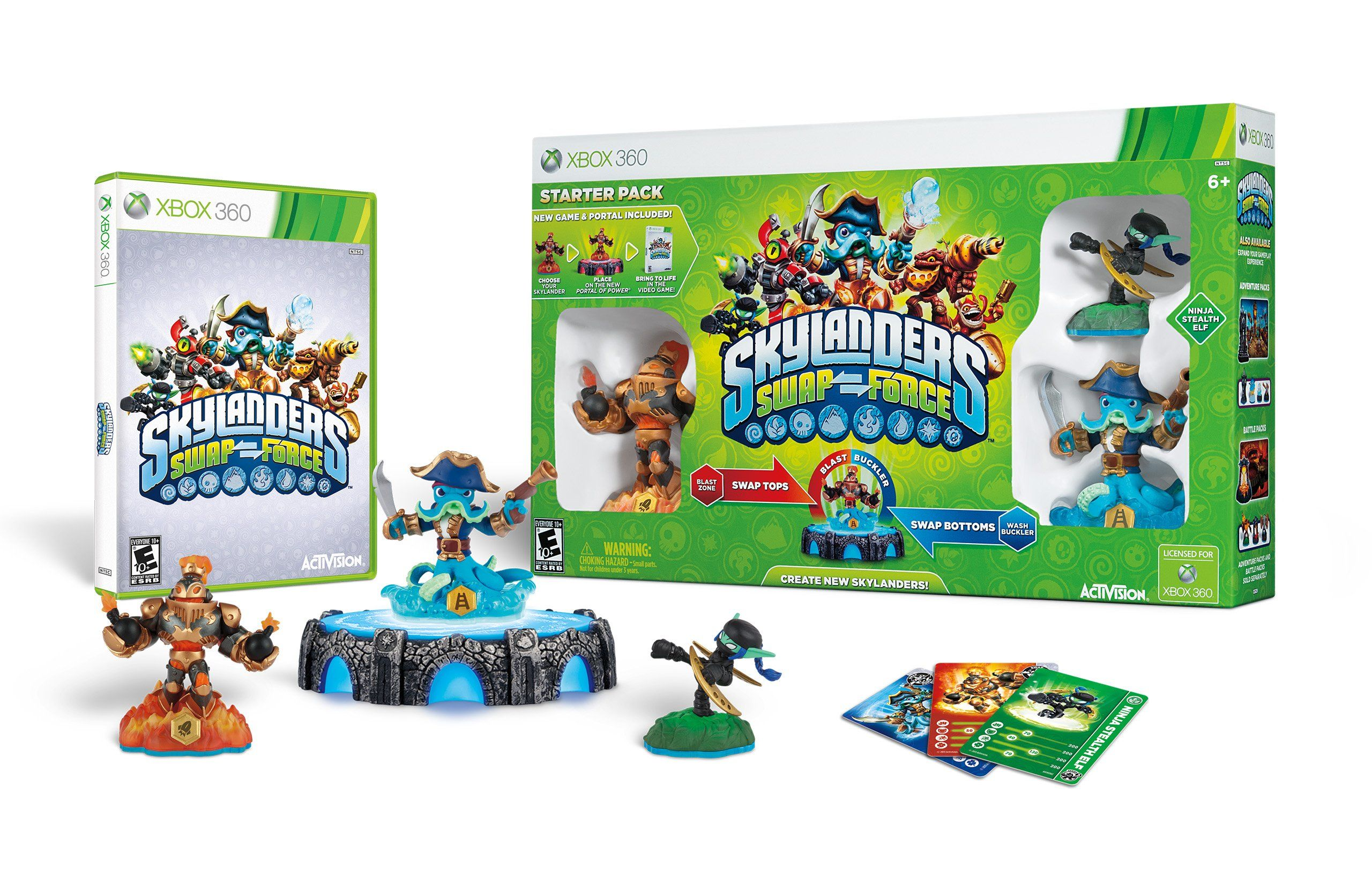 skylanders quick start guide xbox 360 user guide manual that easy rh 6geek co Original Xbox 360 Xbox 360 Slim