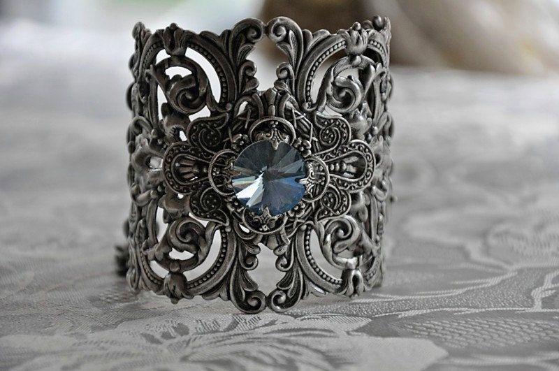 Victorian Inspired Cuff