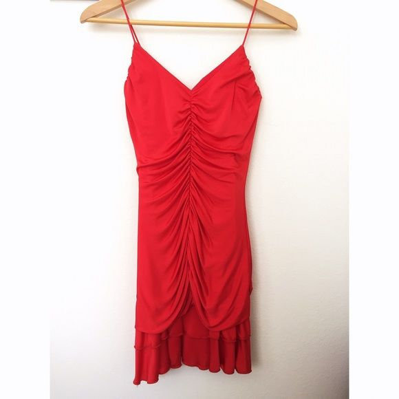 Semi Formal Red Dress Formal Dinner Formal And Homecoming