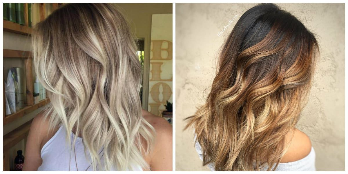 Balayage Hair 2021 Top Balayage Hair Trend 2021 Ideas For Different Hair 39 Photo Video In 2020 Balayage Hair Different Hair Types Hair Trends