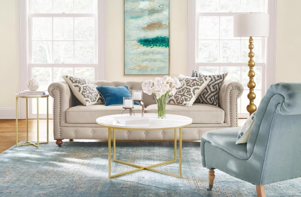 decorating ideas with the home depot  living room