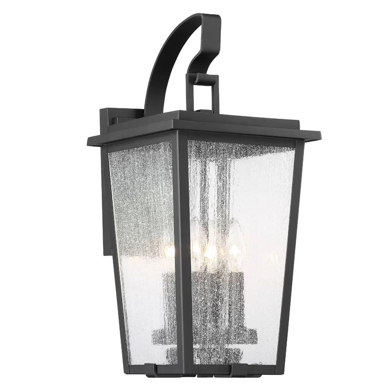 Parkins 4 Light Outdoor Wall Lantern Outdoor Wall Lighting Wall Lights Outdoor Lighting