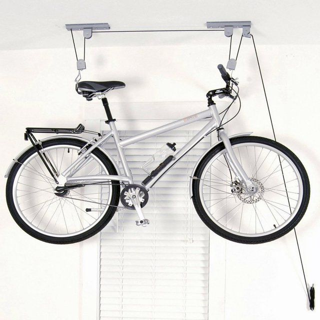 Delta Cycle El Greco Ceiling Hoist Bike Storage - $26