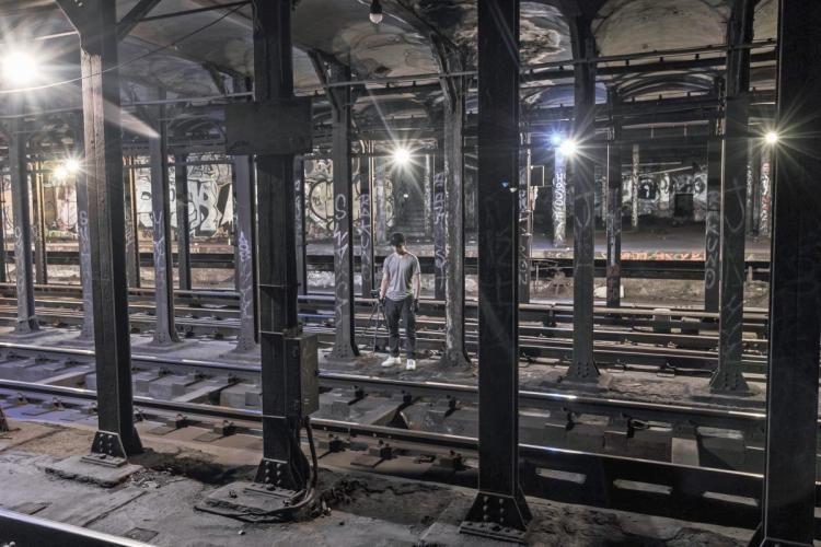 「American Subway tunnel」の画像検索結果