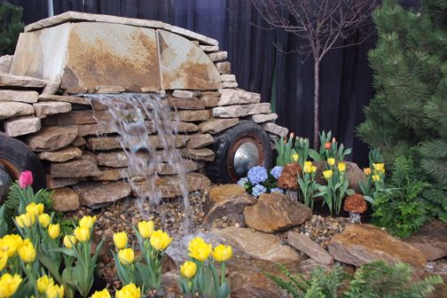 We Are Enjoying Being At The Indiana Flower U0026 Patio Show. If You Have Not