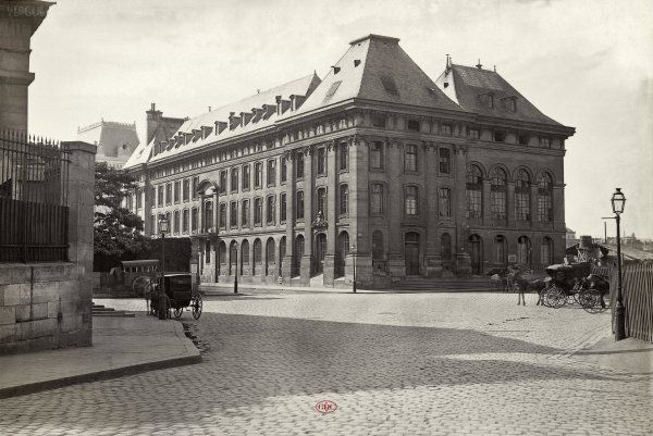 Marville : Assistance publique . Paris 1867