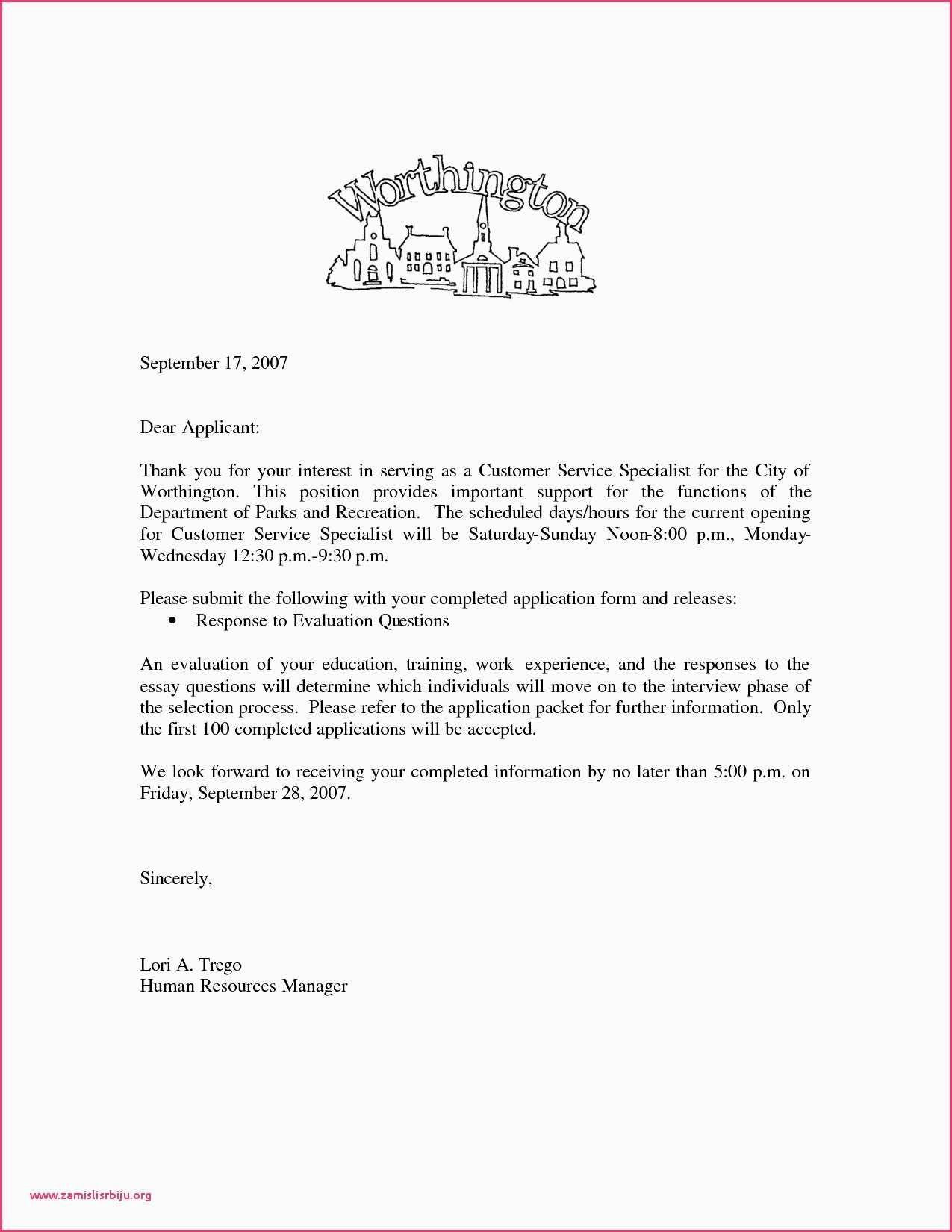 30 Customer Service Cover Letter Cover Letter Example Letter Example Customer Service Cover Letter