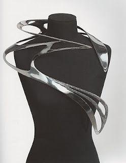 Zaha Hadid, body jewelry
