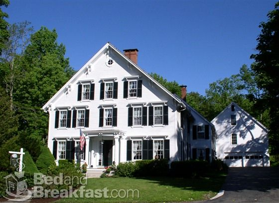 Camden, Maine ~ Bed and Breakfast ~ Reservations, please!
