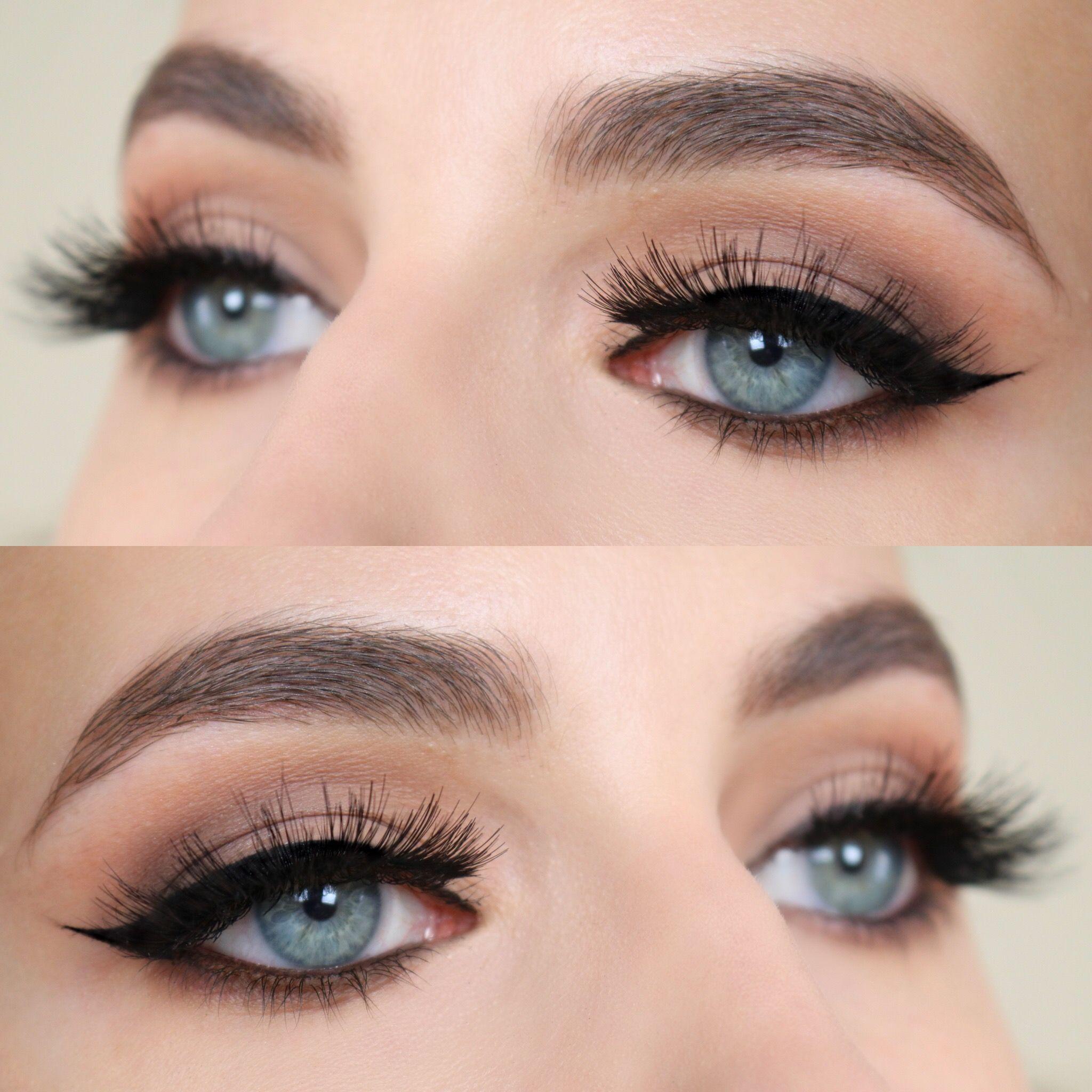 Matte Neutral Eye Makeup With Images Neutral Eye Makeup Eye