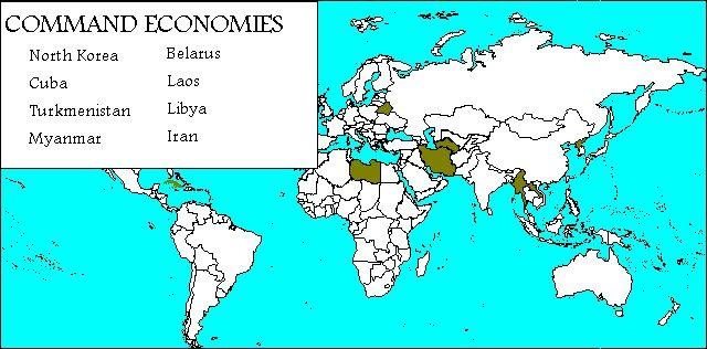 Command Economy Command Economy Elementary History Economy