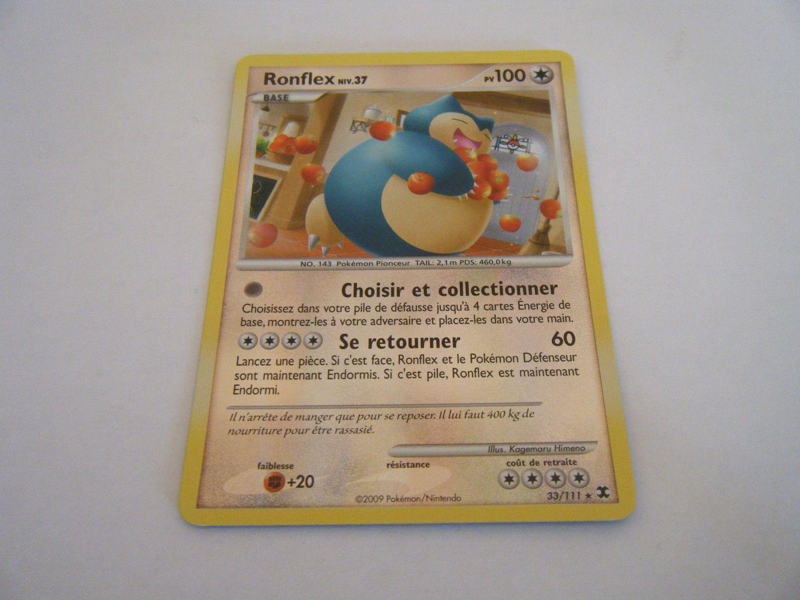 Carte Pokemon Goinfrex 70 pv Platine Rivaux Emergeants x 2 !!!