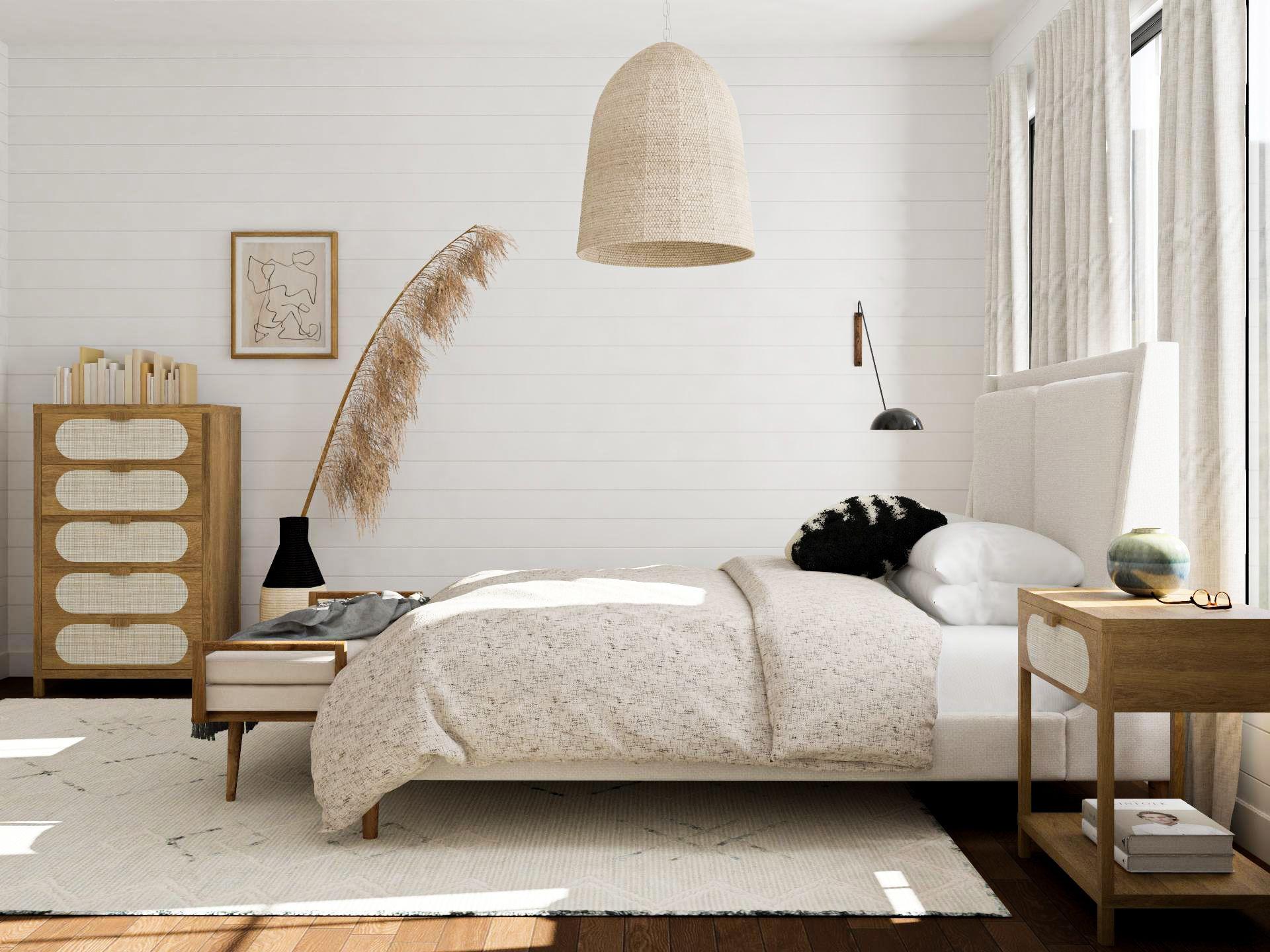 Scandinavian Interior Design Tour A Home In This Style Modsy Blog In 2021 Scandinavian Interior Design Bedroom Inspiration Scandinavian Scandinavian Interior Home design ideas bedroom