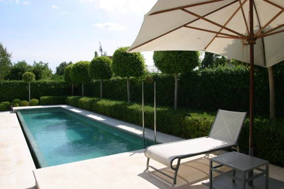 jardines modernos con piscina - Google Search Futura casa de san - jardines modernos