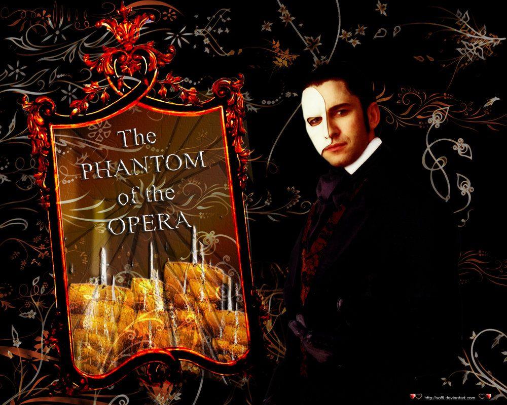 Phantom Of The Opera Wallpaper By Soffl On Deviantart Phantom Of The Opera Phantom Opera