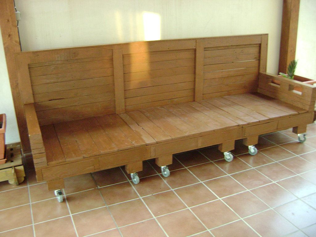 Decorar Con Palets Divertido Sostenible Y Barato Decorar Con  # Muebles De Madera Sostenible