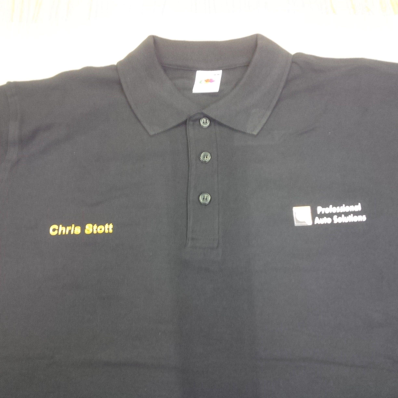 Embroidered Polo Shirts Ashingtonembroideryservices