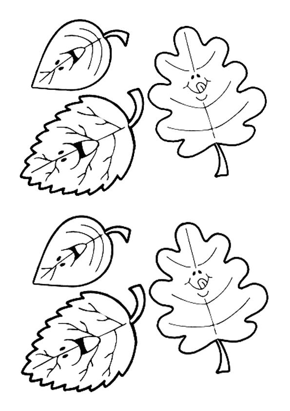 Yaprak Resmi Boyama Oyunlari Coloring Free To Print