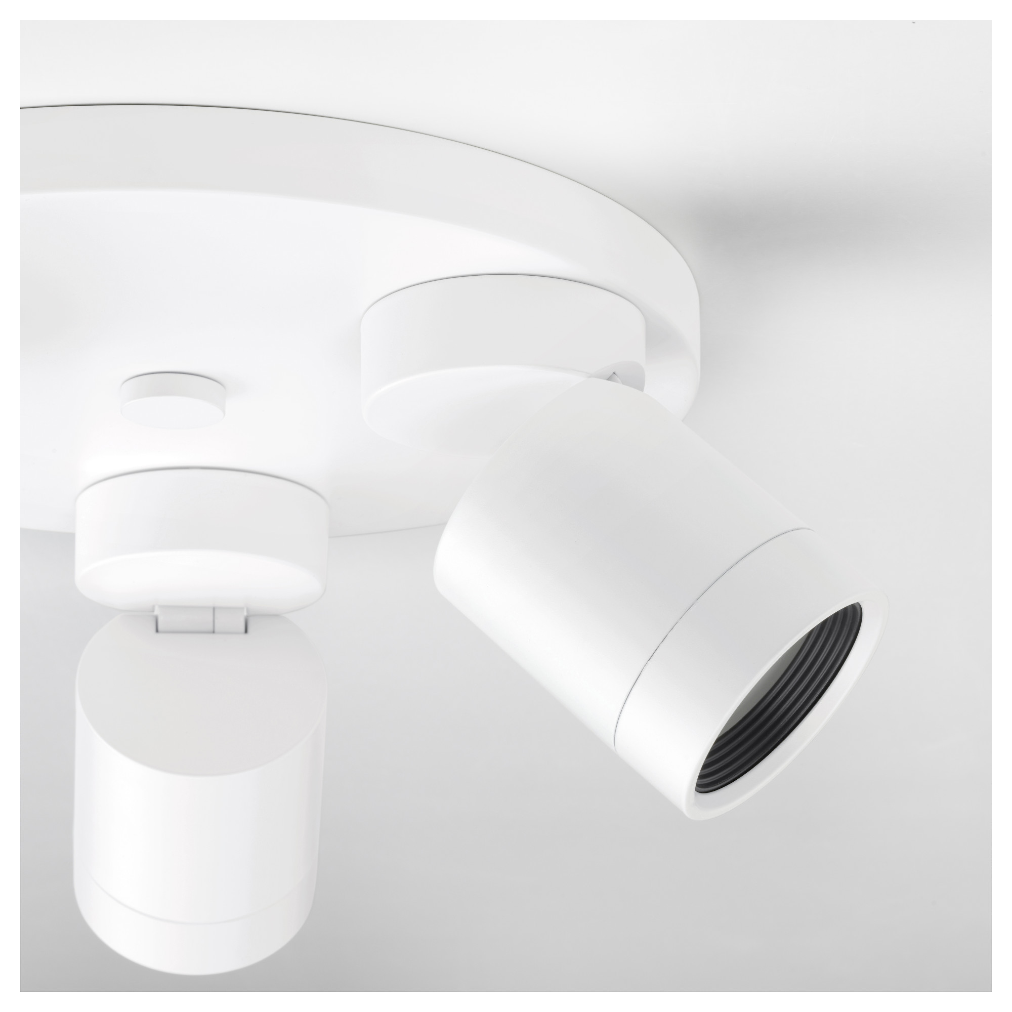 timeless design edba1 c3127 NYMÅNE Ceiling spotlight with 3 lights - white | New place ...