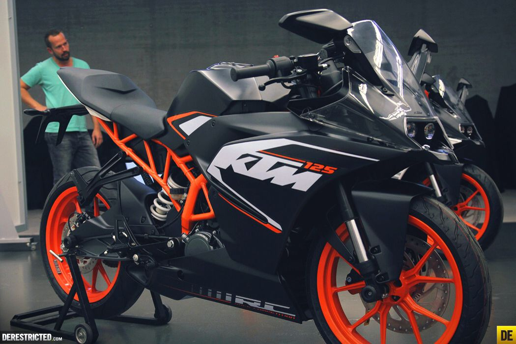 Ktm Rc 125 Wallpaper Full Hd