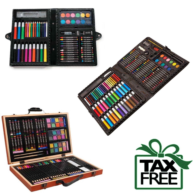 Art set kit for kids teens adults supplies drawing