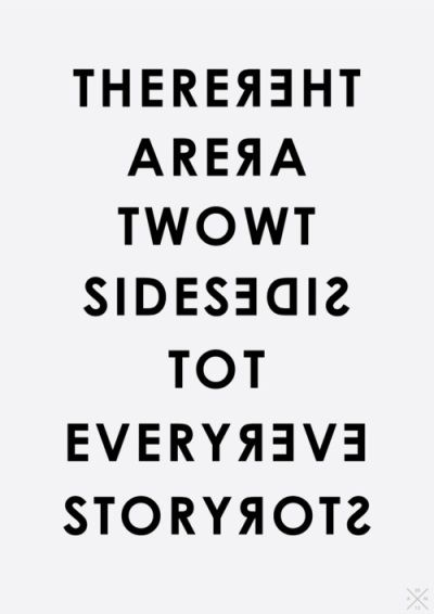 2 sides to every story