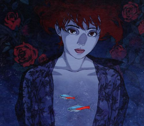 Pin By Desirey Walker On Satoshi Kon Satoshi Kon Aesthetic Anime Anime Drawings