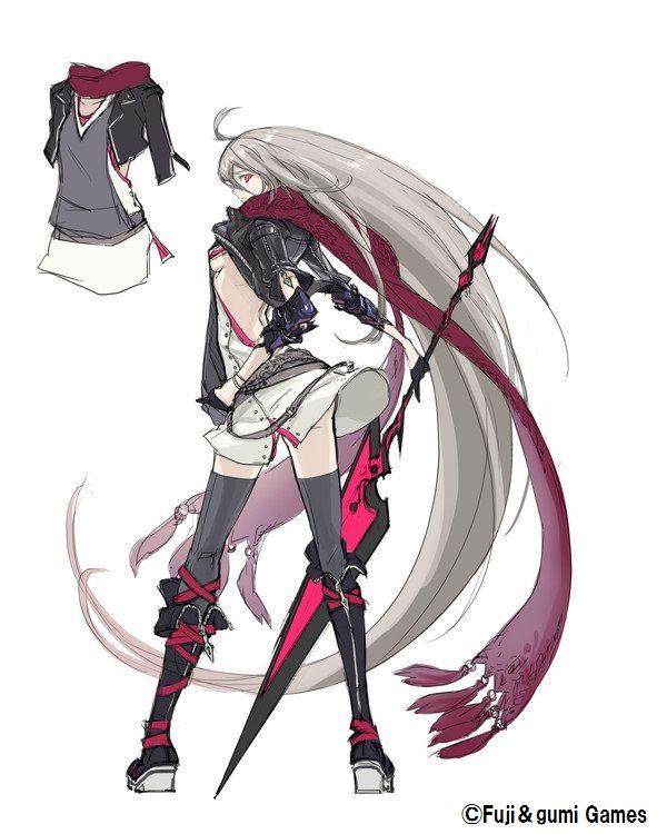 Badass Anime Character Design : Images for anime art pinterest badass