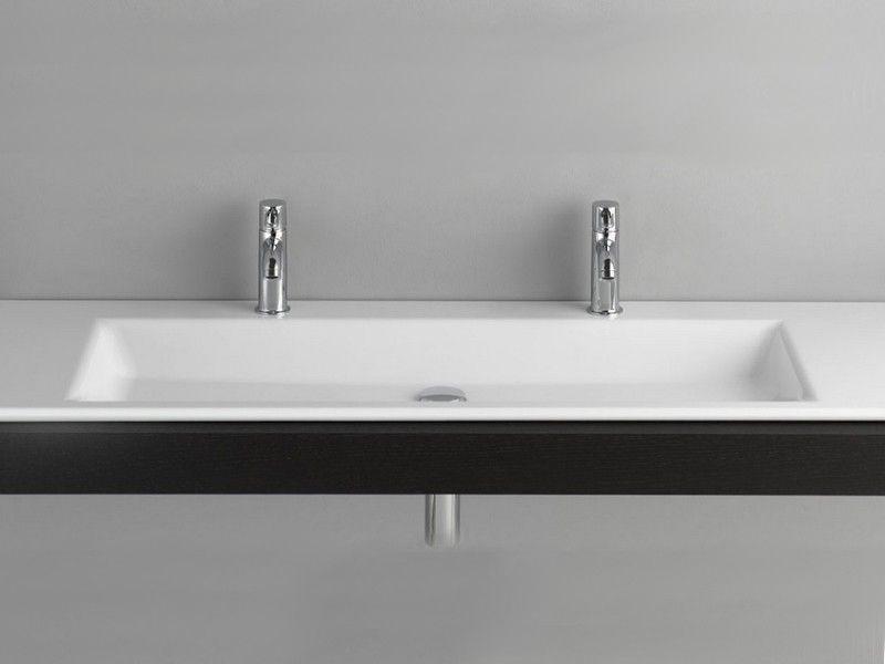 Badezimmer konfigurator ~ Betteaqua einbau doppelwaschtisch bad badezimmer