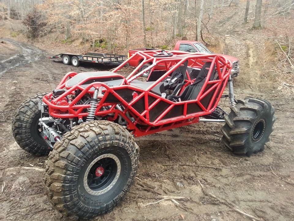 Rock Bouncer | Cars Rockcrawling and cool Rides | Off road