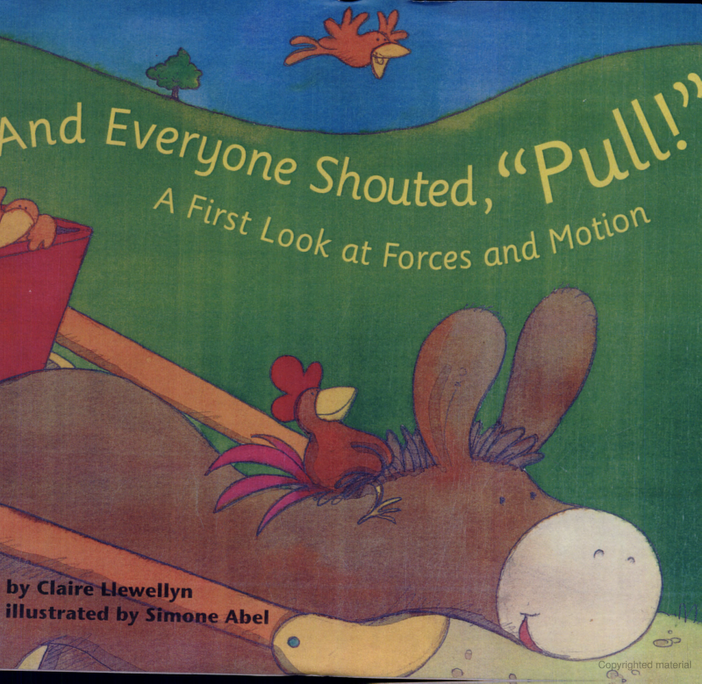 """And Everyone Shouted, """"Pull!"""""""