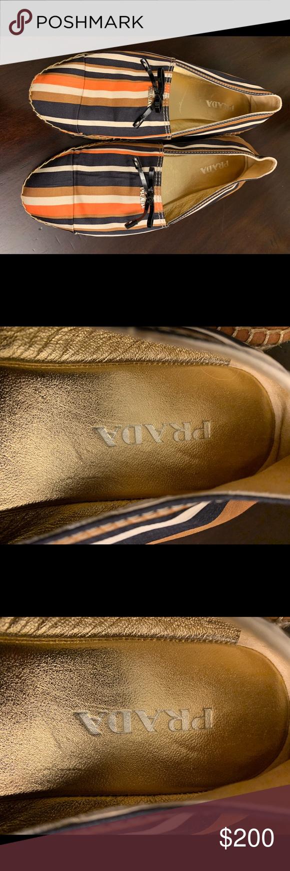 Prada, Espadrilles, Prada shoes