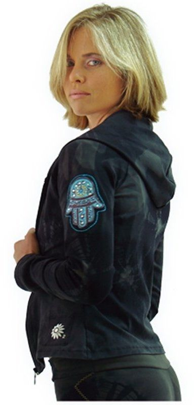 Margarita Activewear Chamsa Jacket #5540EM3