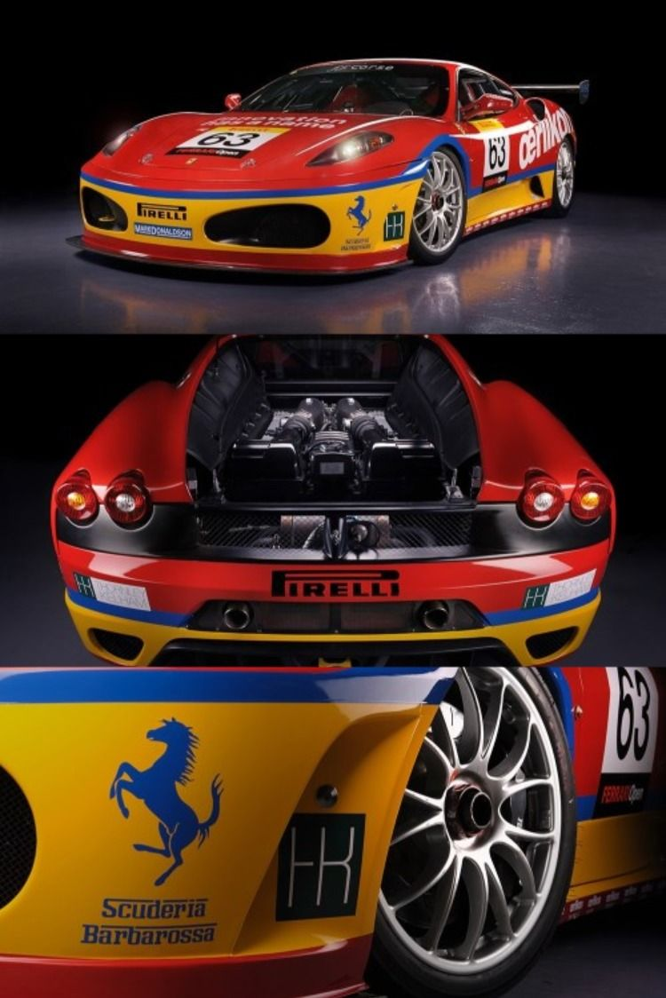 Shooting An F430c Challenge Ashley Border Super Cars Sport Cars Sports Car
